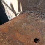 Damaged Sewer Pipe