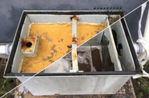 What To Do When Your Grease Trap Is Clogged