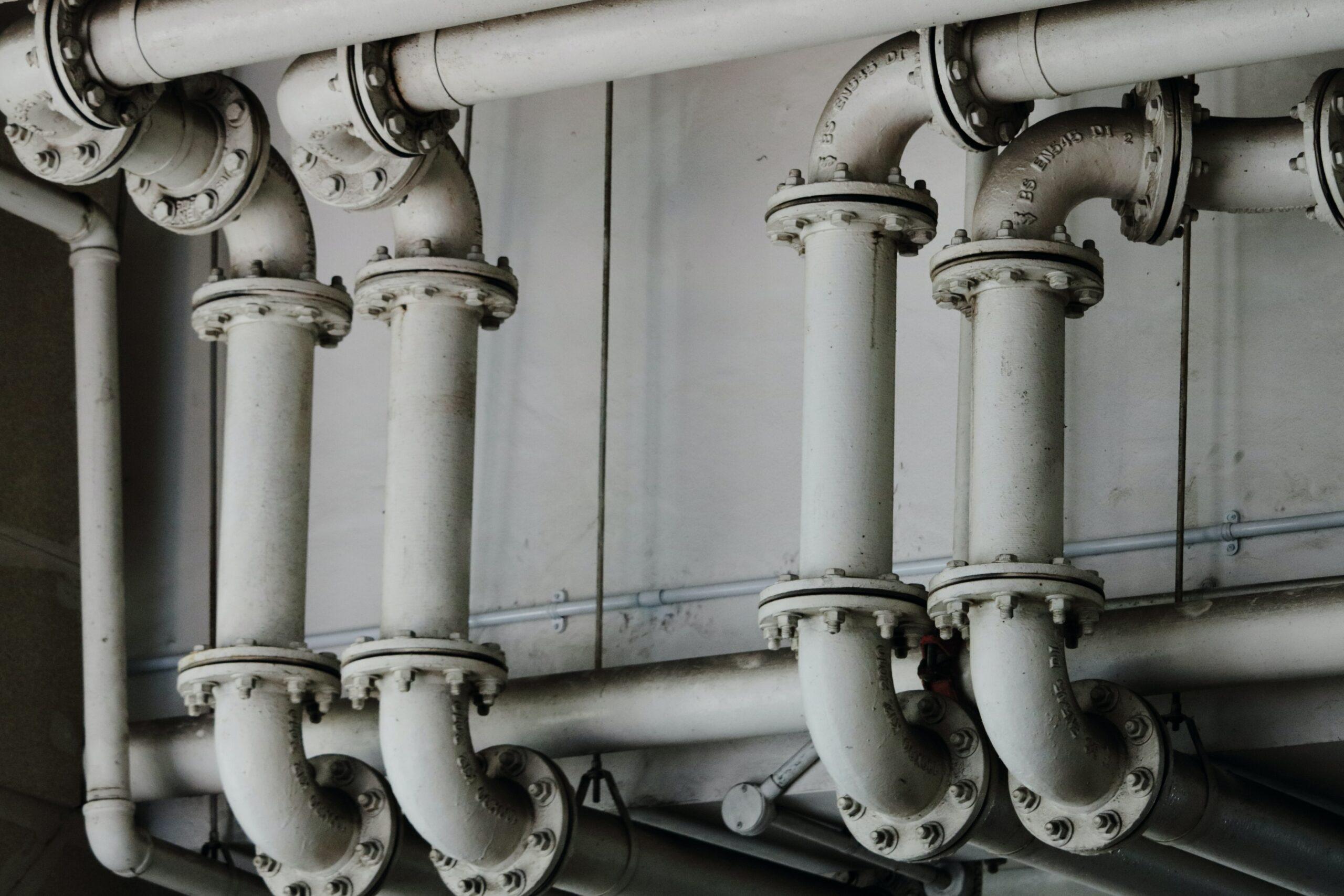 Natural Gas Line Repair